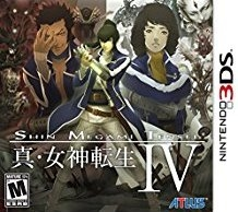 Shin Megami Tensei IV on 3DS - Gamewise