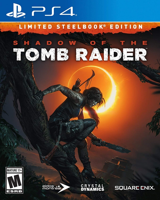Shadow of the Tomb Raider on PS4 - Gamewise