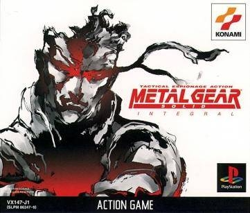Metal Gear Solid Integral for PS Walkthrough, FAQs and Guide on Gamewise.co
