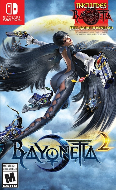 Bayonetta 2 on NS - Gamewise