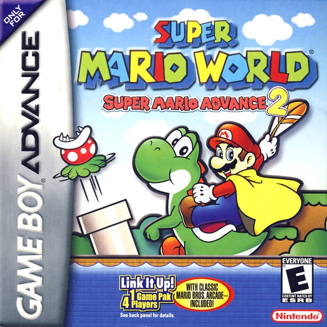 Super Mario World: Super Mario Advance 2 on GBA - Gamewise