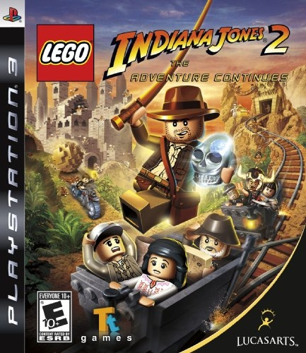 LEGO Indiana Jones 2: The Adventure Continues [Gamewise]
