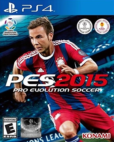 Gamewise Pro Evolution Soccer 2015 Wiki Guide, Walkthrough and Cheats
