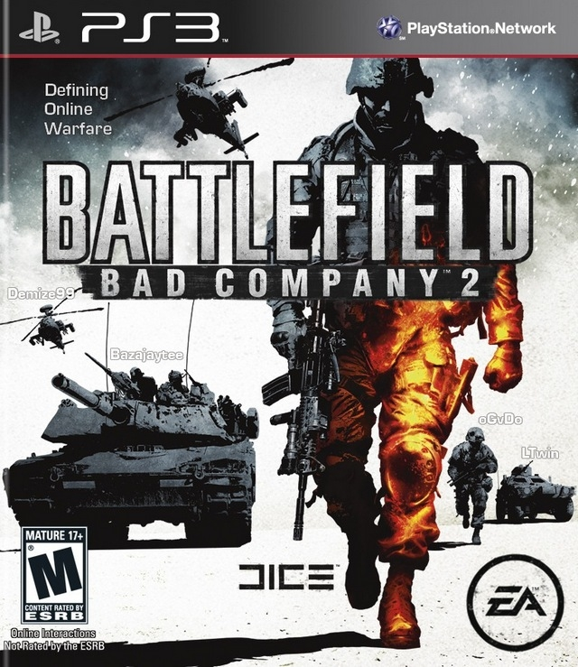 Battlefield: Bad Company 2 for PS3 Walkthrough, FAQs and Guide on Gamewise.co