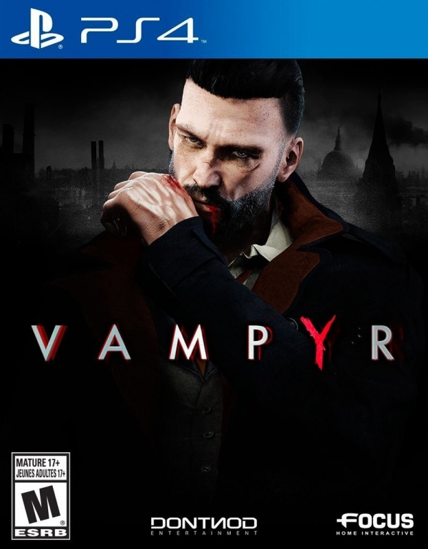 Vampyr on PS4 - Gamewise