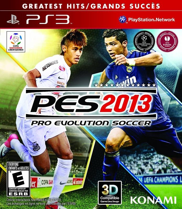 Pro Evolution Soccer 2013 for PlayStation 3 - Sales, Wiki