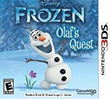 Frozen: Olaf's Quest for 3DS Walkthrough, FAQs and Guide on Gamewise.co