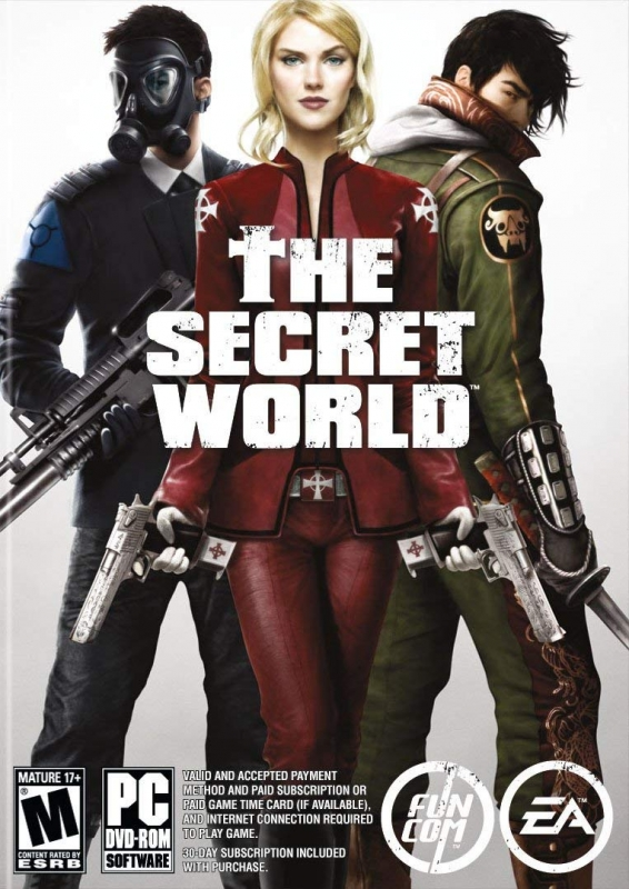 The Secret World | Gamewise