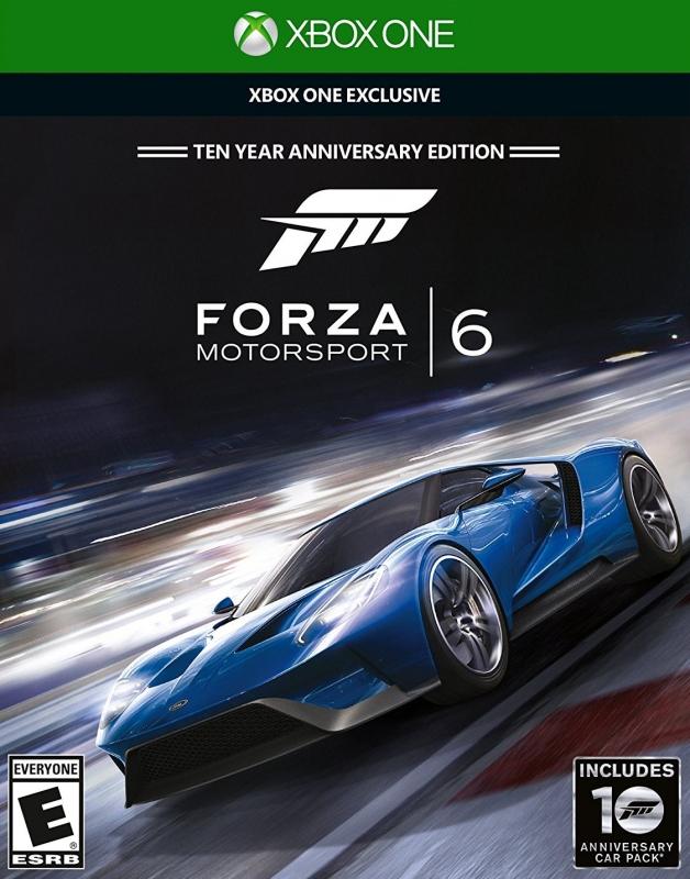 Forza Motorsport 6 [Gamewise]