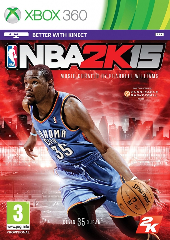 NBA 2K15 on X360 - Gamewise