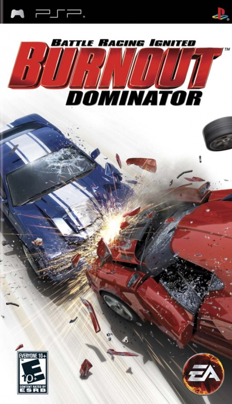Burnout Dominator on PSP - Gamewise