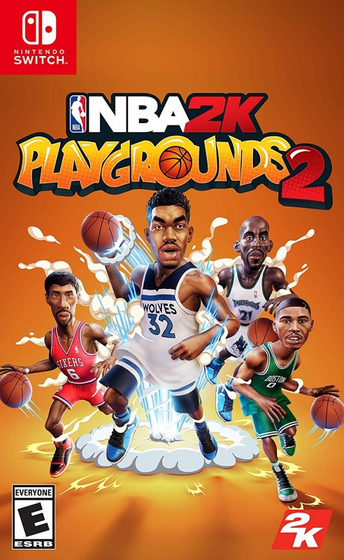 NBA 2K Playgrounds 2 on NS - Gamewise