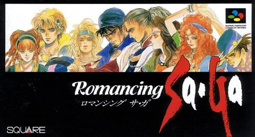 Romancing SaGa on SNES - Gamewise
