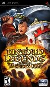 Untold Legends: The Warriors Code for PSP Walkthrough, FAQs and Guide on Gamewise.co