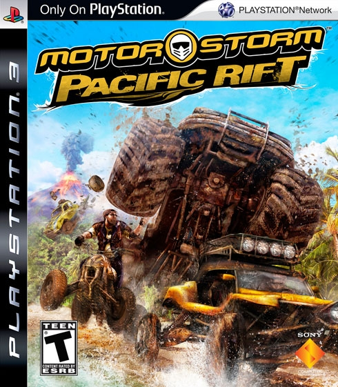MotorStorm: Pacific Rift on PS3 - Gamewise