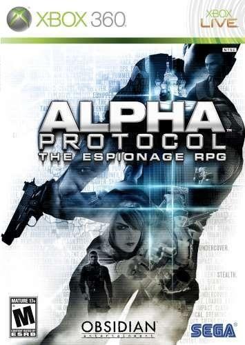 Alpha Protocol on X360 - Gamewise