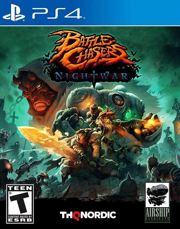 Battle Chasers: Nightwar for PS4 Walkthrough, FAQs and Guide on Gamewise.co