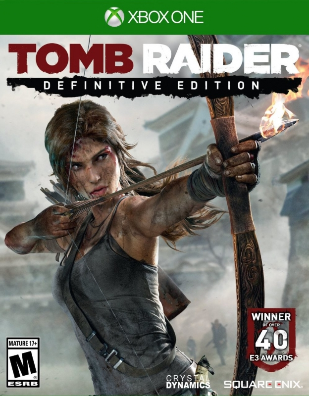 Tomb Raider: Definitive Edition on XOne - Gamewise