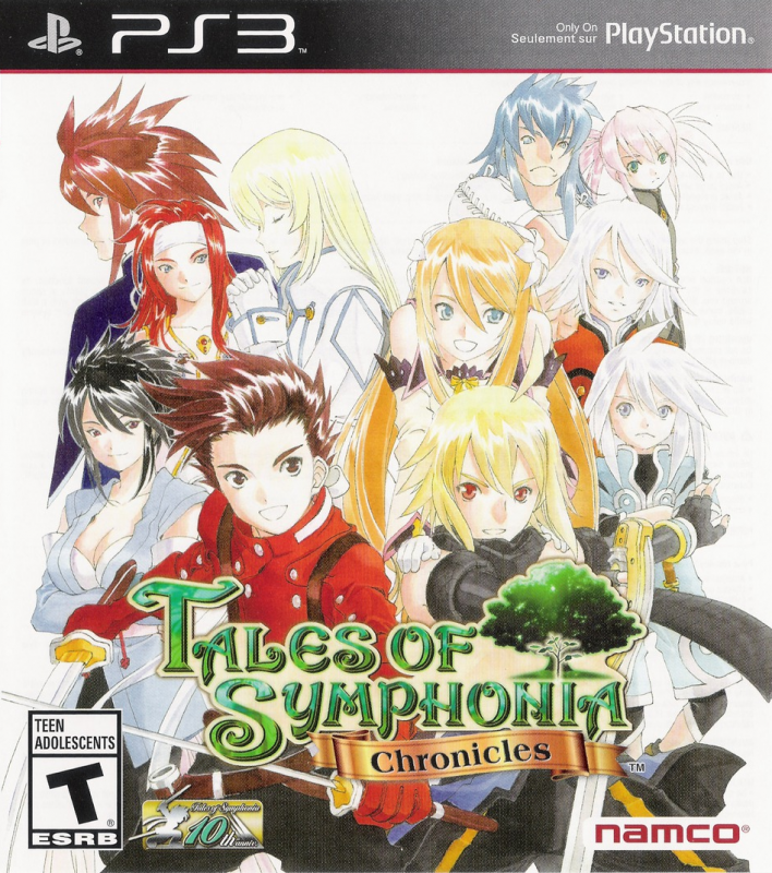 Tales of Symphonia Wiki Guide, PS3