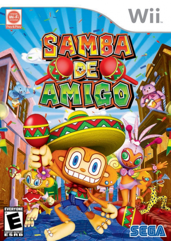 Gamewise Samba De Amigo Wiki Guide, Walkthrough and Cheats