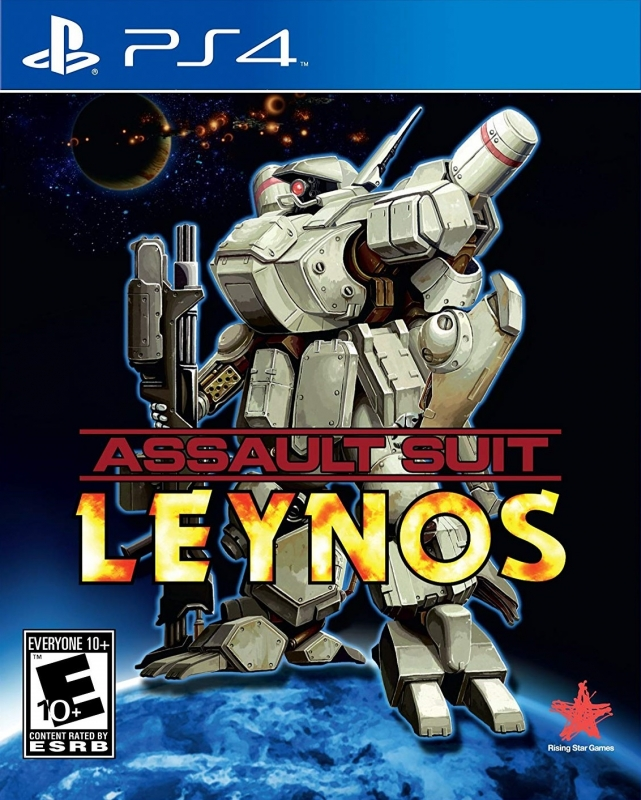 Assault Suit Leynos | Gamewise