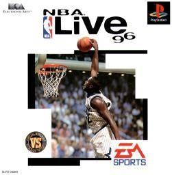 NBA Live 96 on PS - Gamewise