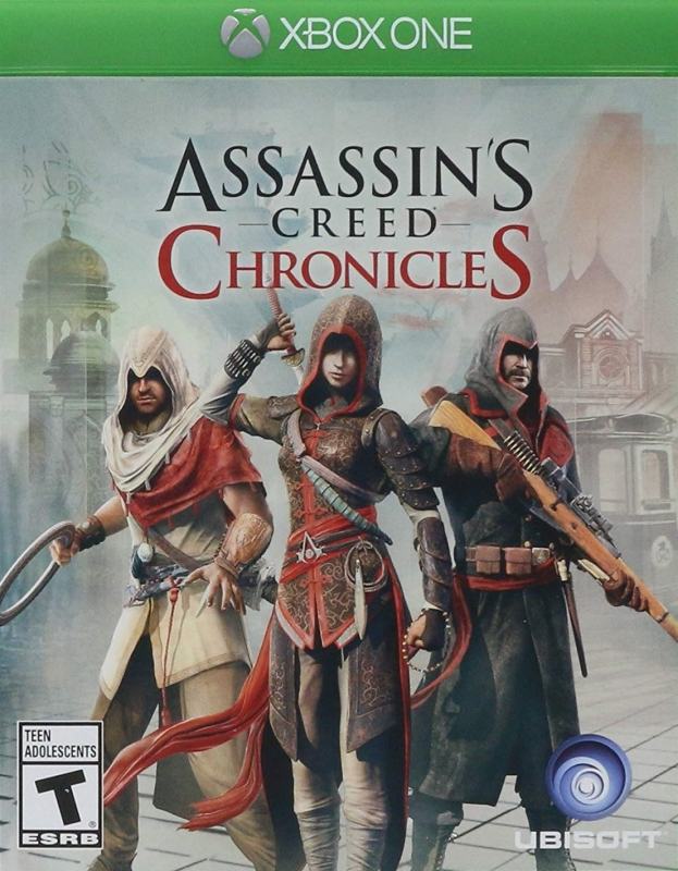 Assassin's Creed Chronicles Trilogy Pack   Gamewise