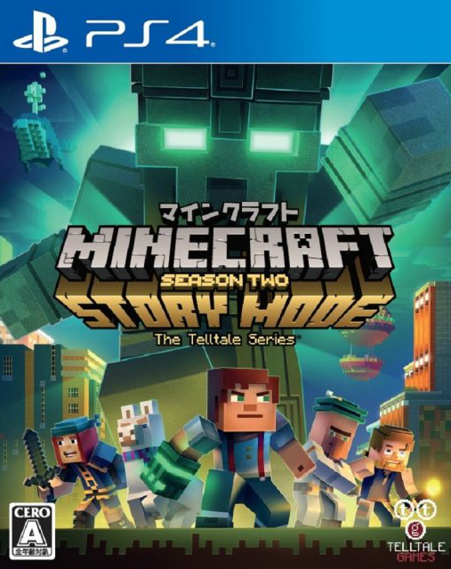 Minecraft: Story Mode - Season Two for PS4 Walkthrough, FAQs and Guide on Gamewise.co