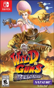 Wild Guns Reloaded for NS Walkthrough, FAQs and Guide on Gamewise.co