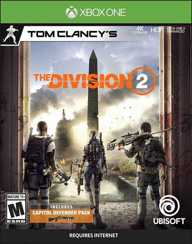 Gamewise Wiki for Tom Clancy's The Division 2 (XOne)
