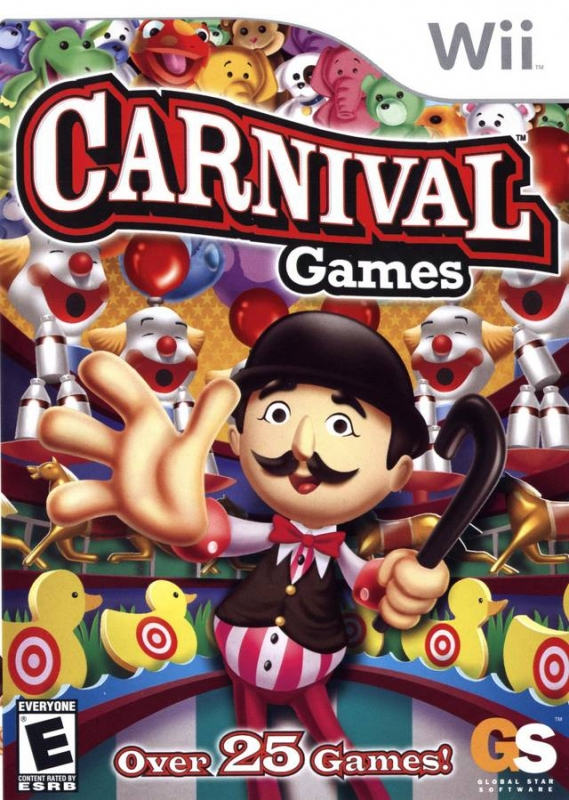 Carnival Games for Wii Walkthrough, FAQs and Guide on Gamewise.co