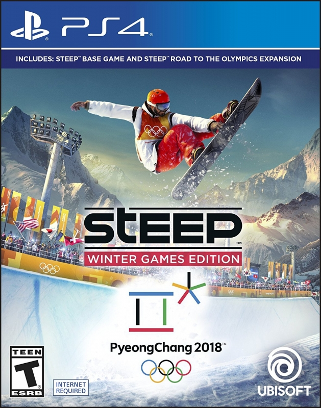 Steep for PS4 Walkthrough, FAQs and Guide on Gamewise.co