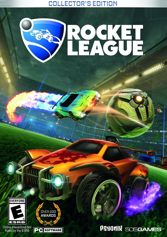 Rocket League on PC - Gamewise