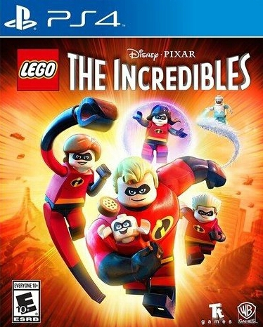 LEGO The Incredibles on PS4 - Gamewise