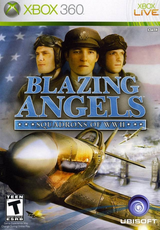 Blazing Angels: Squadrons of WWII on X360 - Gamewise