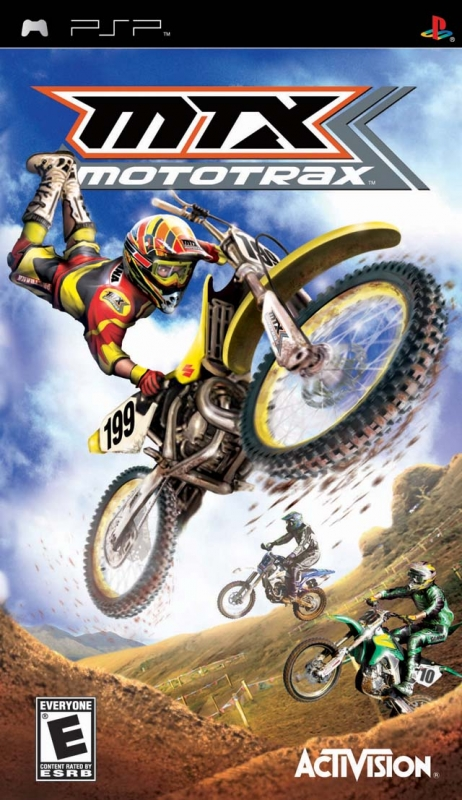 MTX Mototrax on PSP - Gamewise