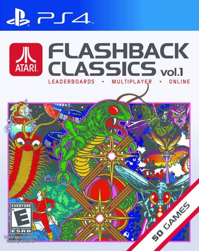 Atari Flashback Classics: Volume 1 Wiki - Gamewise