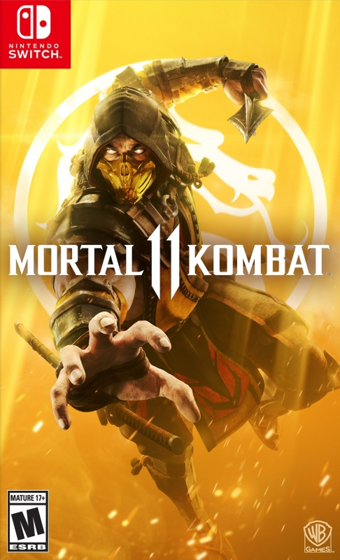 Gamewise Wiki for Mortal Kombat 11 (NS)