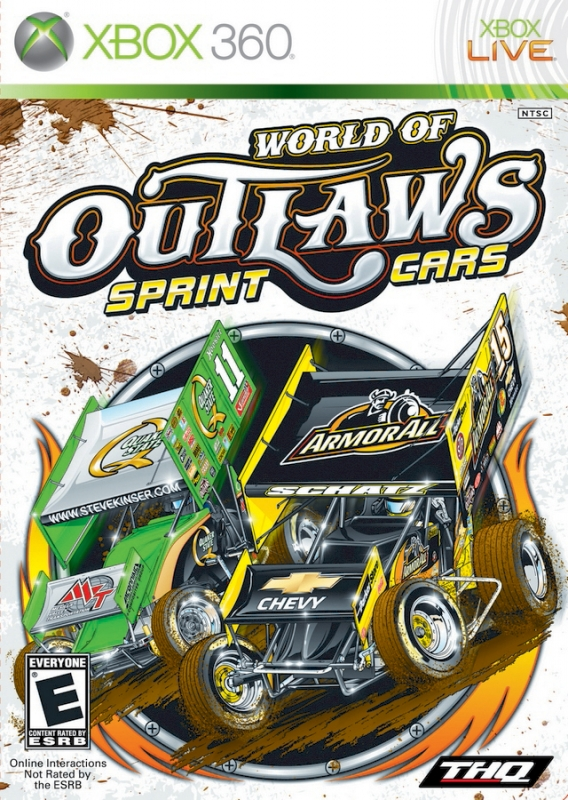 World of Outlaws: Sprint Cars Wiki on Gamewise.co