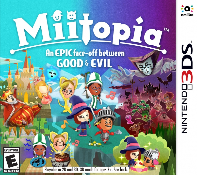 Miitopia on 3DS - Gamewise