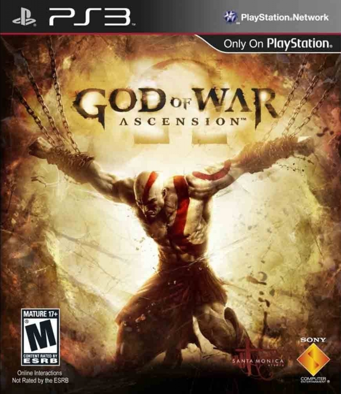 God of War: Ascension [Gamewise]