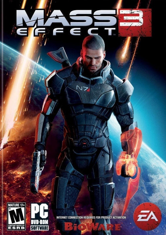 Mass Effect 3 for PC Walkthrough, FAQs and Guide on Gamewise.co