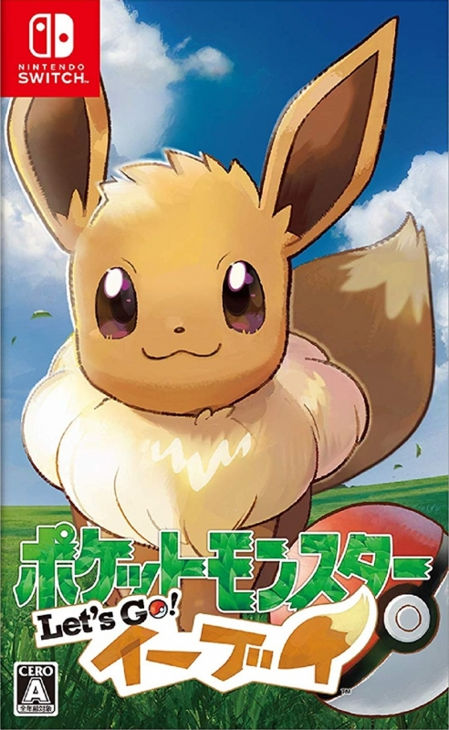 Pokemon: Let's Go, Eevee! on NS - Gamewise