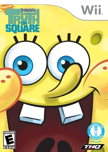 Gamewise SpongeBob's Truth or Square (US sales) Wiki Guide, Walkthrough and Cheats