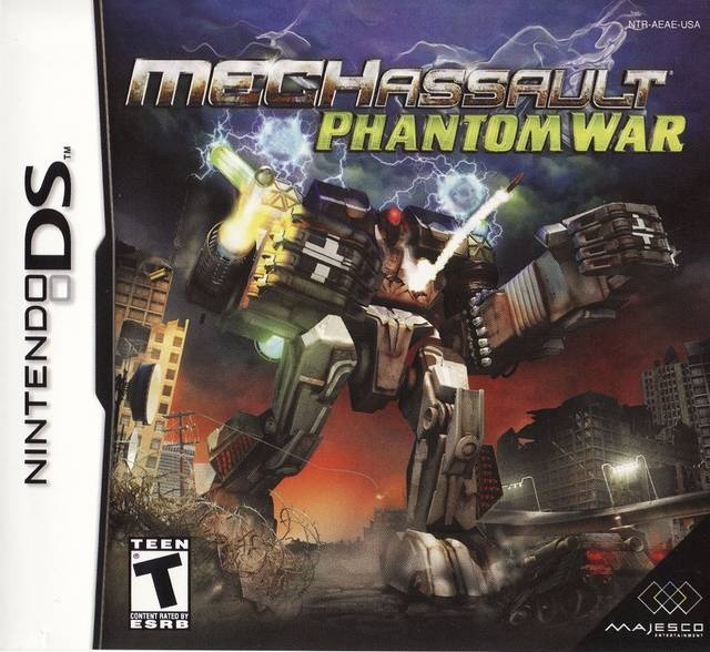 MechAssault: Phantom War [Gamewise]