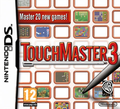 TouchMaster 3(Others sales) on DS - Gamewise
