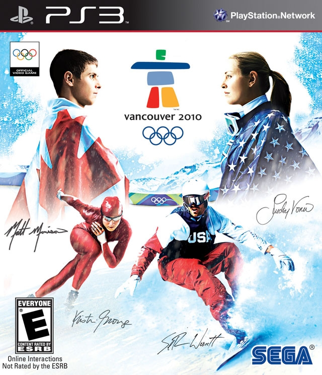 Vancouver 2010 - The Official Video Game of the Olympic Winter Games on PS3 - Gamewise