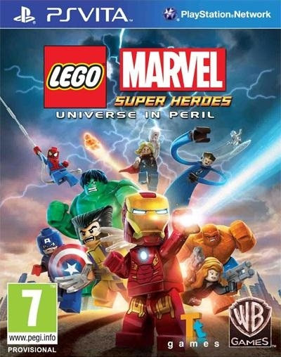 LEGO Marvel Super Heroes: Universe in Peril [Gamewise]