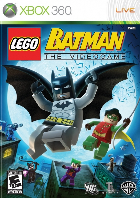 LEGO Batman: The Videogame on X360 - Gamewise