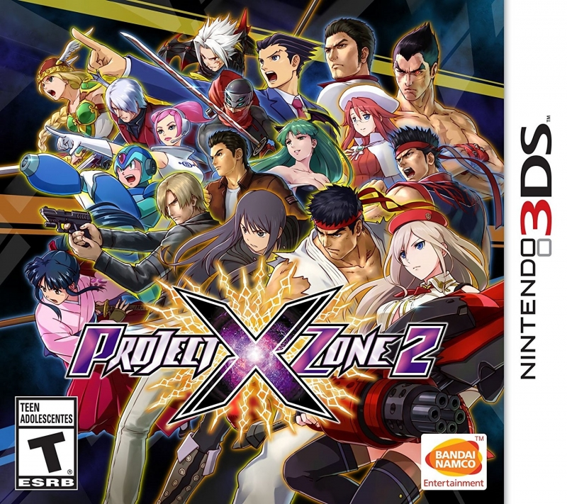 Project X Zone 2: Brave New World | Gamewise